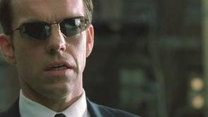 Agent Smith's Sunglasses