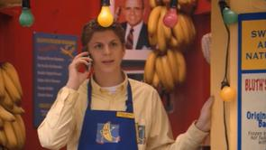 Bluth Banana Stand Apron