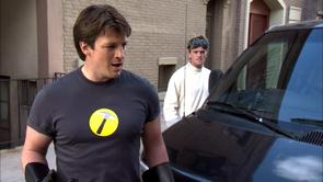 Captain Hammer Shirt