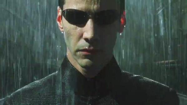 Neo's Matrix 3 Sunglasses