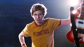 Scott Pilgrim's Plumtree Shirt