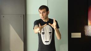 Jake's No Face Shirt