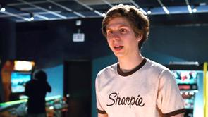 Scott Pilgrim's Sharpie Shirt