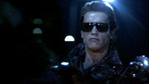 The Terminator's Sunglasses