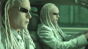 The Matrix Twins Sunglasses