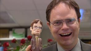 Dwight's Bobble Head