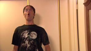 Dwight's Three Wolf Moon Shirt