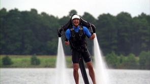 Guy's Water Jet Pack