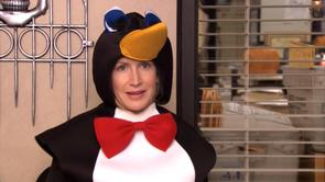 Angela's Penguin Costume