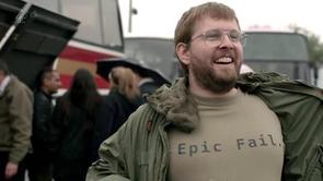 Howard's Epic Fail Shirt
