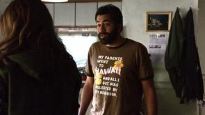 Kumar's Hawaii Shirt