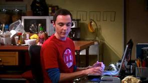 Sheldon's Greatest American Hero Shirt