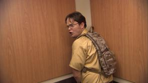 Dwight's Hydration Backpack