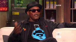 Samuel Jackson's Breaking Bad Shirt