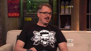 Vince Gilligan's Breaking Bad Shirt