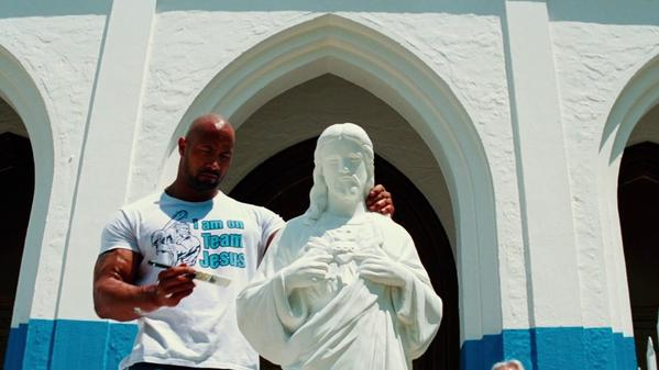 The Rock's Team Jesus Shirt