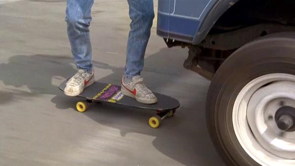 Marty McFly's Old Nikes - Filmgarb.com