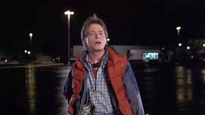 Marty McFly's Red Vest
