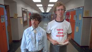 Napoleon's Vote for Pedro Shirt