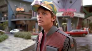 Marty McFly's Future Hat