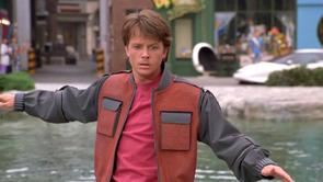 Marty McFly's Future Jacket