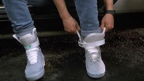 Marty McFly's Future Nikes