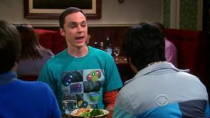 Sheldon's Atmospheric CO2 Shirt