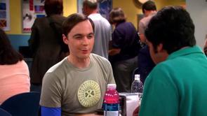 Sheldon's Kryptonian Translator Shirt