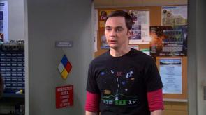 Sheldon's Astrosmash Shirt