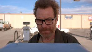 Walter White's Black Glasses
