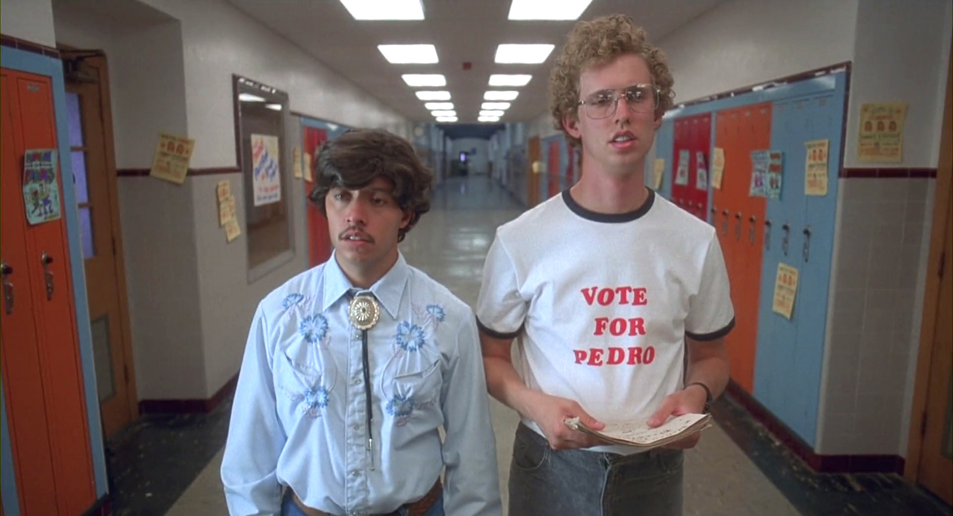 Napoleon S Vote For Pedro Shirt Filmgarb Com